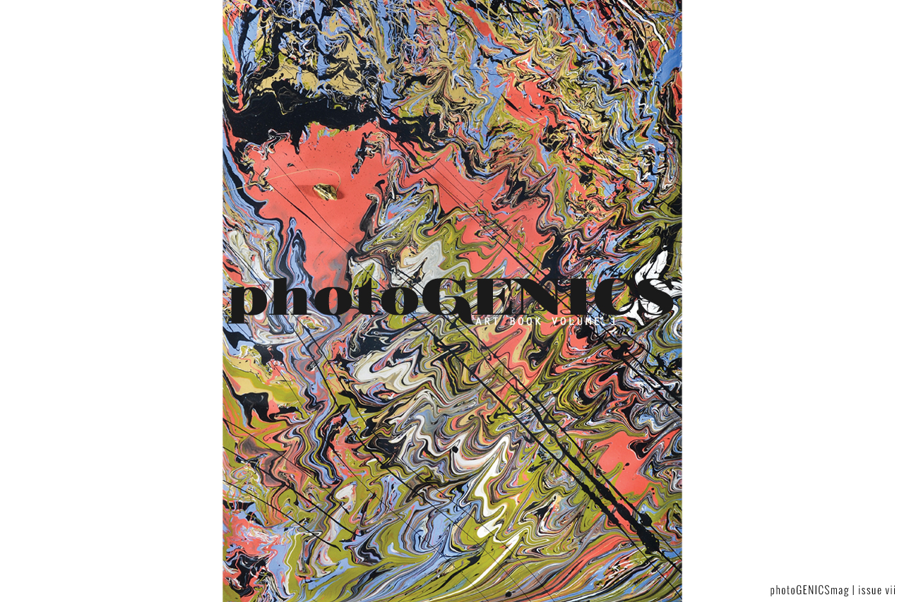 photoGENICS Art Book