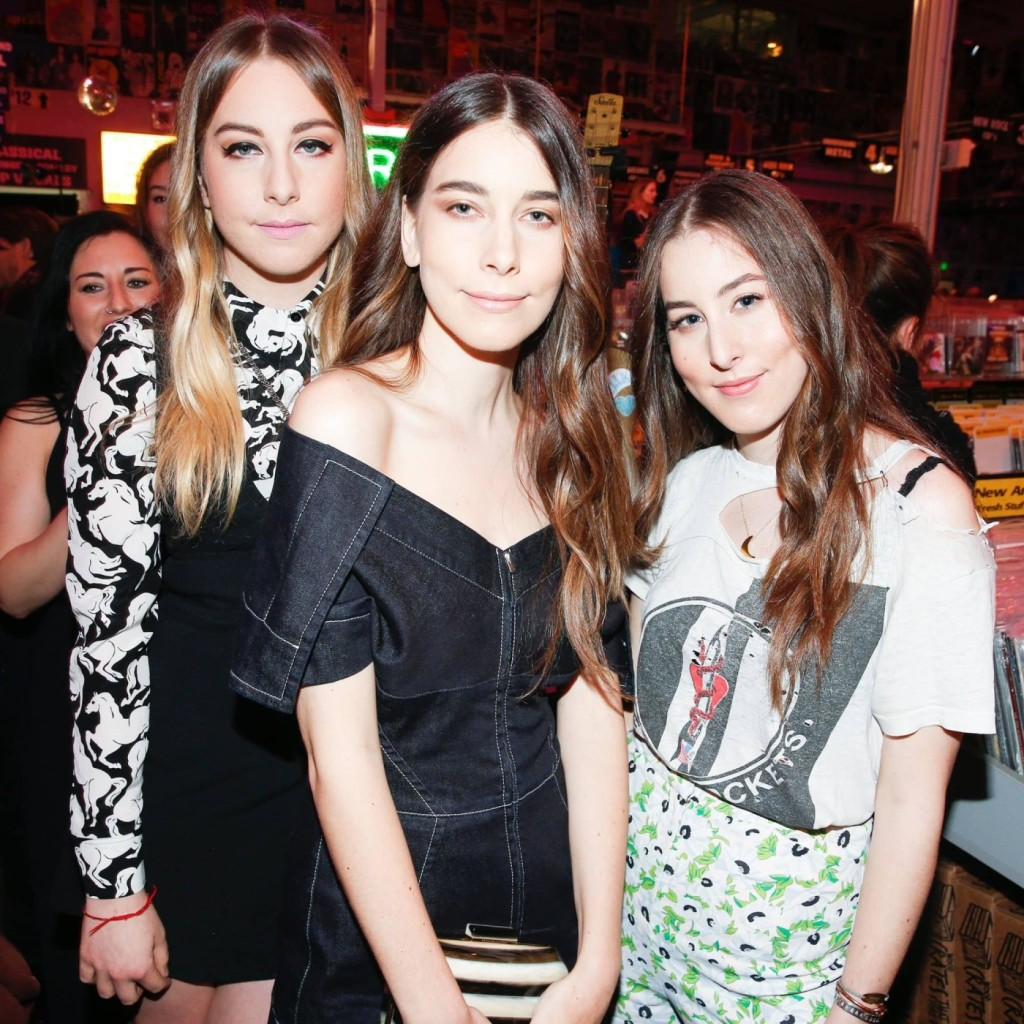 HAIM_Stella-McCartney-Amoeba-Music_Hollywood