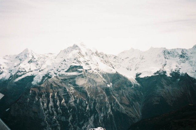 SWISS ALPS by David Shama