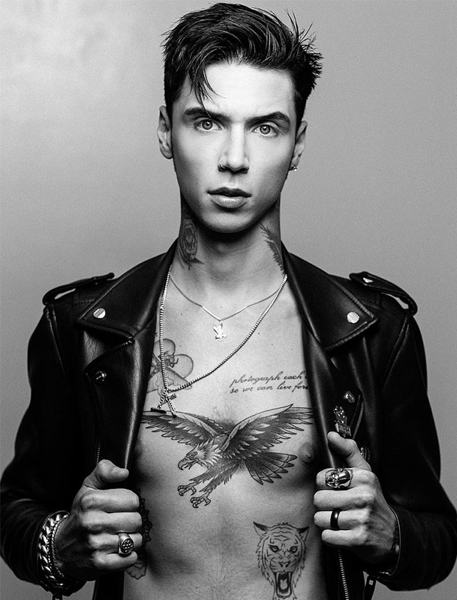 ANDY BLACK - Photogenics Media