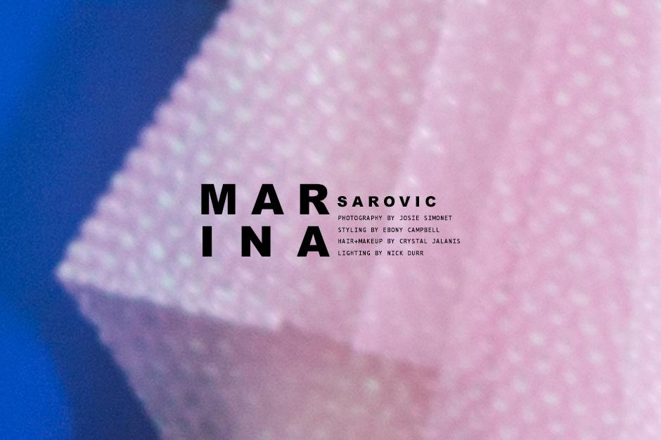 MARINA SAROVIC by Josie Simonet_1