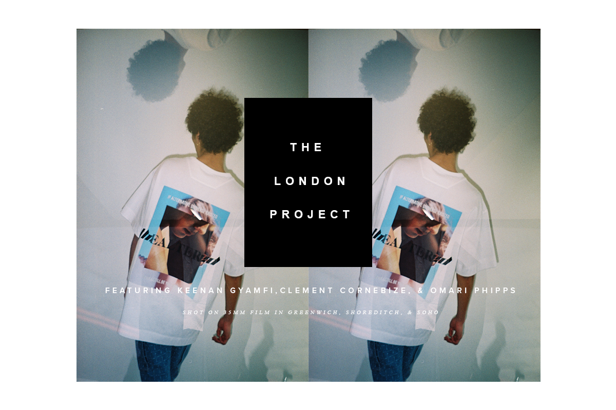 THE LONDON PROJECT_COVERb