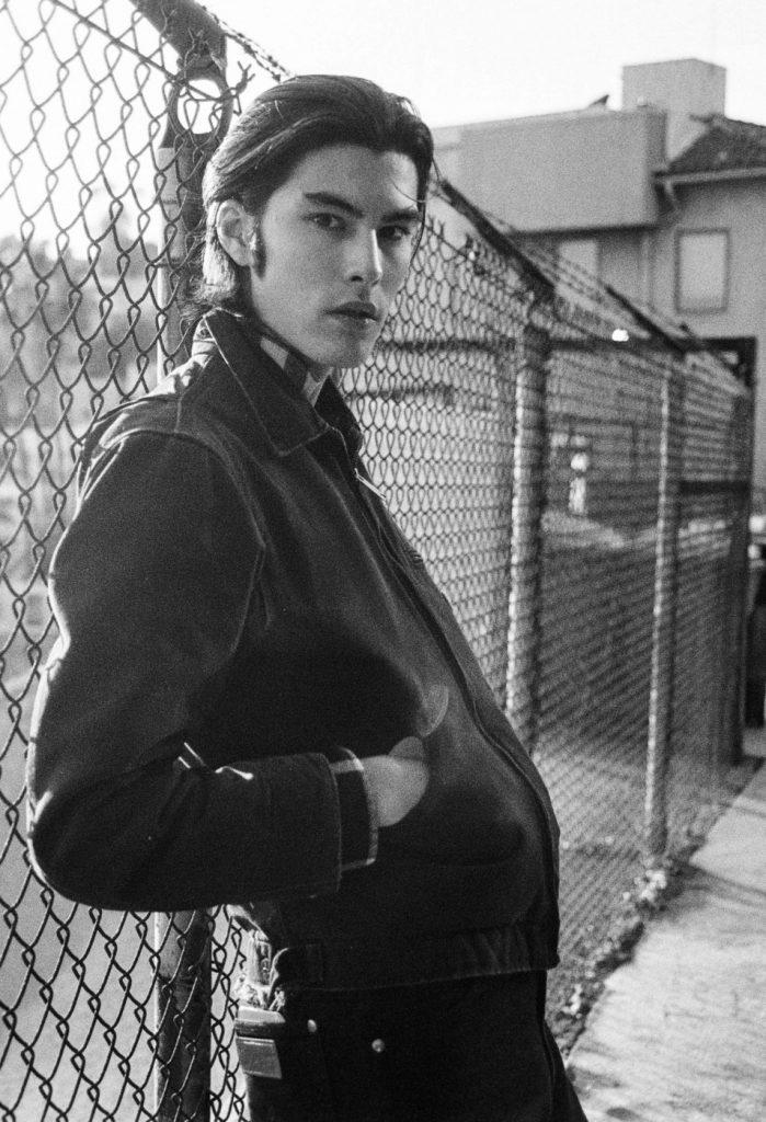AARON BERNARDS, PHOTOGENICS, LA, LOS ANGELES, MALE MODEL