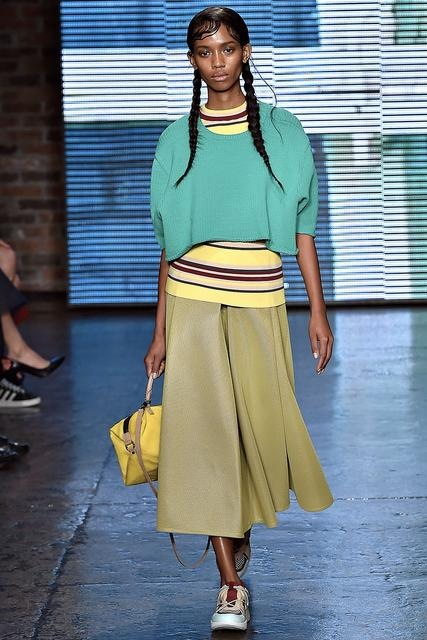 ADESUWA PARIYAPASAT for DKNY